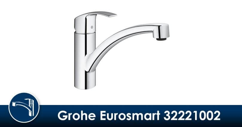 grohe eurosmart 32221002 test avis mitigeur vier. Black Bedroom Furniture Sets. Home Design Ideas