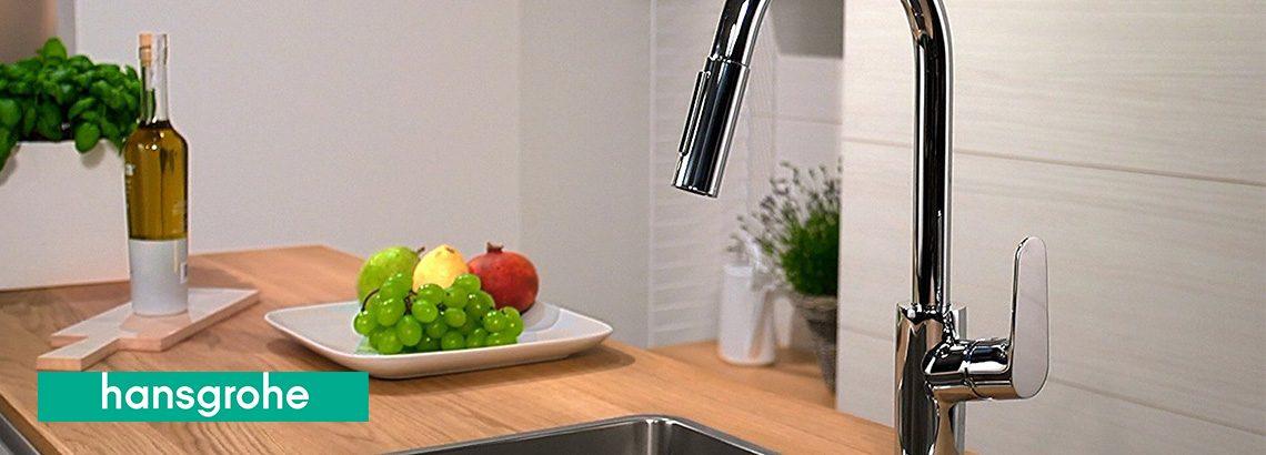 c7f3d80deba46 Robinet cuisine Hansgrohe   Toute la gamme robinetterie de cuisine Hansgrohe