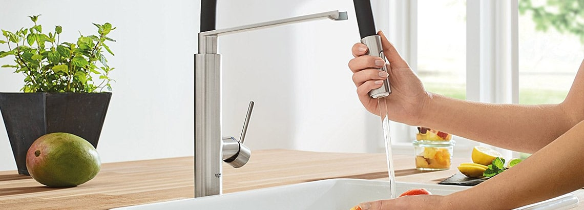 Mitigeur Grohe Concetto Robinetterie Cuisine Grohe Gamme Concetto