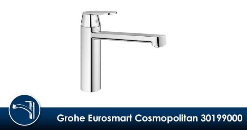 Grohe Eurosmart Cosmopolitan 30199000 Test Avis Mitigeur évier